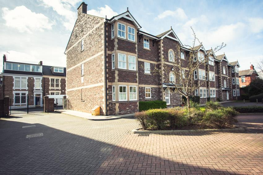 Middleton Court Newcastle Upon Tyne, 2 Bedrooms  Apartment ,For Sale